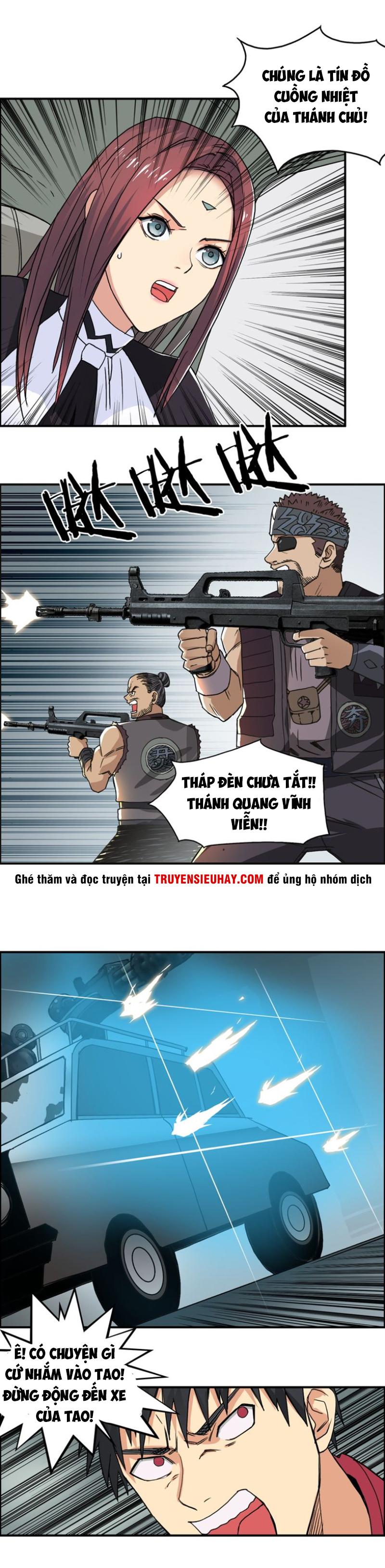 Siêu Năng Lập Phương Chapter 98 video - truyenmh.com