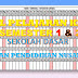 Jadwal Pelajaran SD/MI KK 2013 Tahun Pelajaran 2017/2018