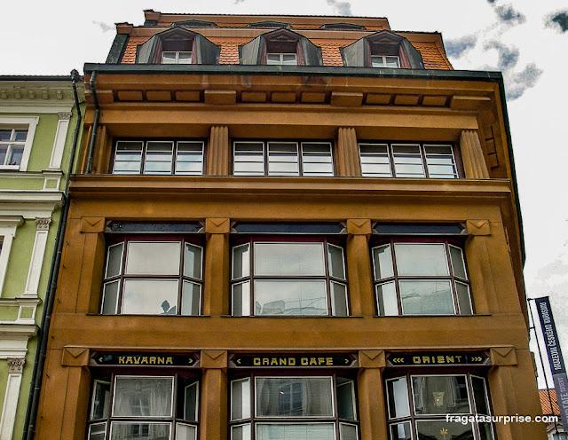 Grand Café Orient, Praga, República Tcheca