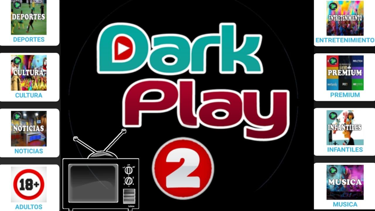 Dark tv box هل تحلم بمشاهدة القنوات اللاتينية المجانية والمدفوعة ببلاش جرب هذا التطبيق