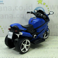 MOB 3018 Devils Motor Mainan Aki