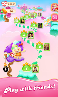Download Candy Crush Jelly Saga MOD APK v1.101.0.2 Update Terbaru
