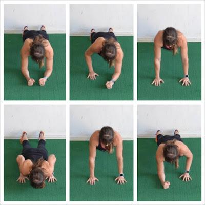 climber push-ups