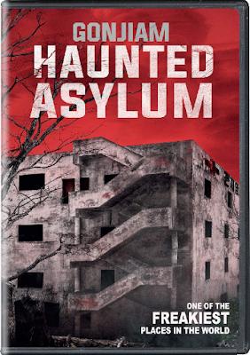 Gonjiam Haunted Asylum [2018] [DVD R1] [Latino]