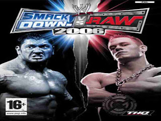 WWE SmackDown Vs Raw 2006 Game Free Download