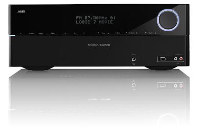 Harman Kardon AVR 1700 5 1-Channel Network-Connected Audio/Video