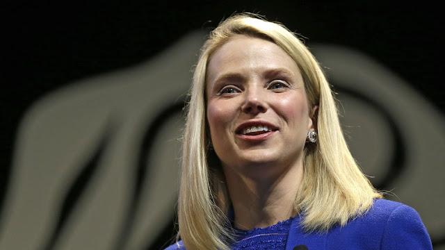 A presidente do Yahoo, Marissa Mayer, não deu uma razão para explicar a colisão de tráfego do Yahoo nos últimos dias, que ela descreveu durante uma discussão de lucros do terceiro trimestre da companhia