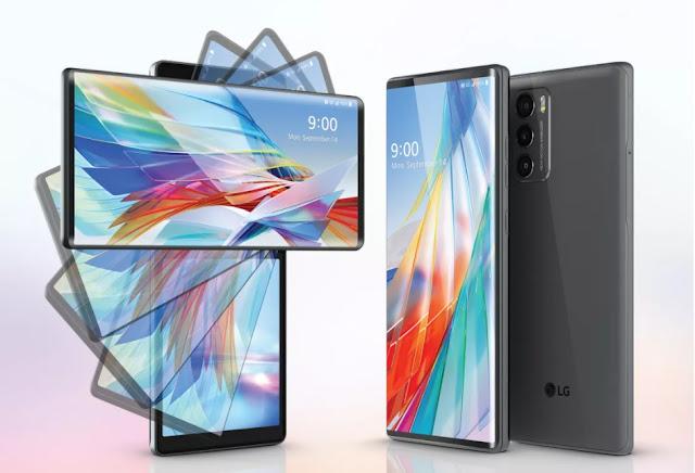 مواصفات LG Wing,سعر LG Wing,مميزات LG Wing