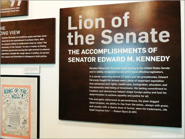 El León del Senado