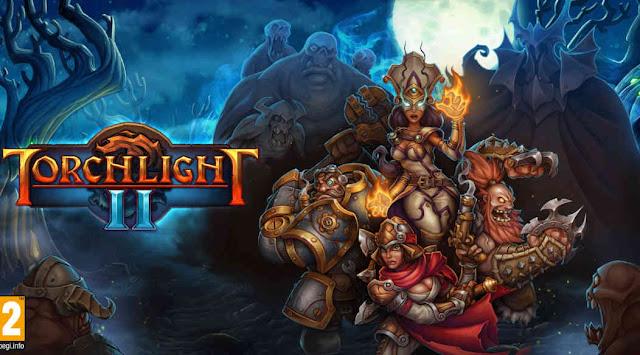 Torchlight 2 locandina