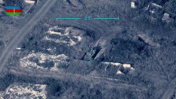 Azerbaijan phá hủy hệ thống phòng không Osa ở Nagorno-Karabakh