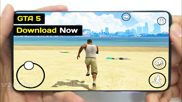 Download GTA V On Android | How To Download GTA 5 For Android | GTA V mobile