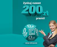200 zł za konto w Credit Agricol
