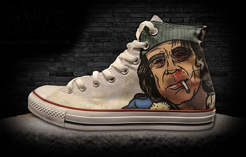 Frank Gallagher converse