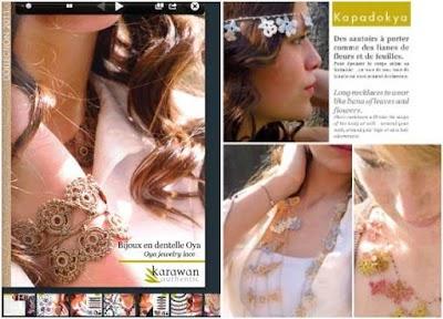 Revista bisuteria frivolité-tatting