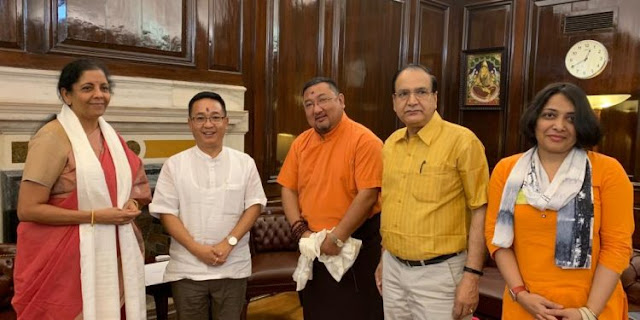 Sikkim CM Prem Singh Tamang seeks bailout from financial crisis