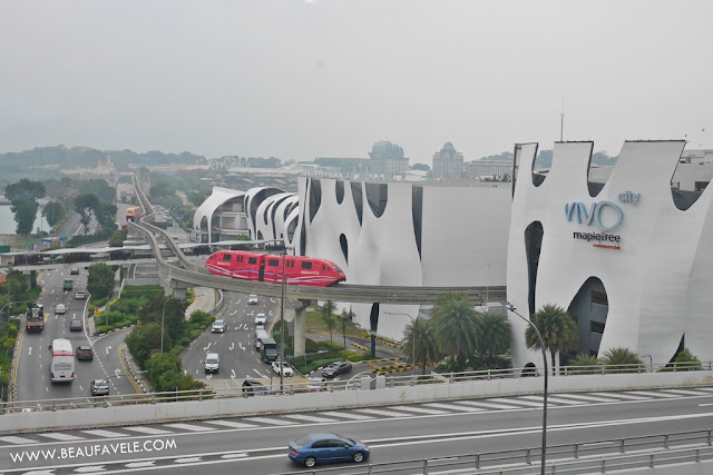 View dari Kamar Hotel