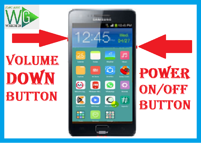 Force restart/ reboot android phone in few seconds