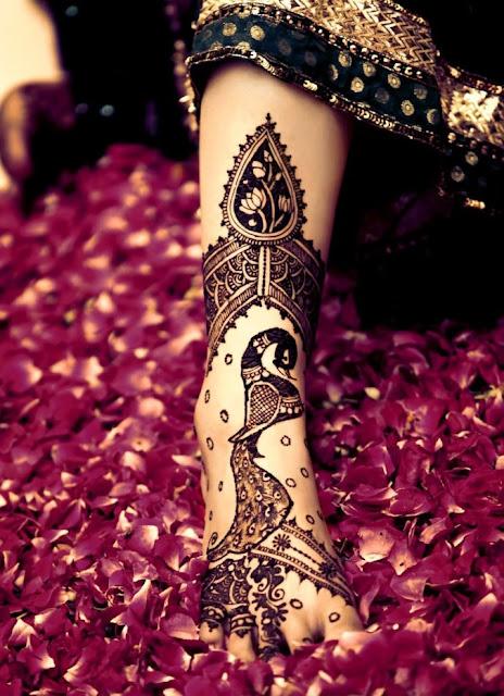 Bridal Mehndi Designs For Bridal