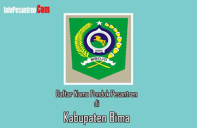 Pondok Pesantren di Kabupaten Bima