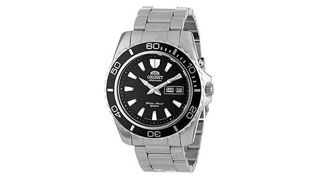 Mako XL Japanese Automatic Stainless Steel Diving Watch
