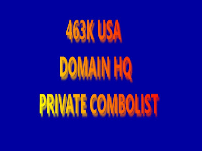 463K USA DOMAIN HQ PRIVATE COMBOLIST BEST FOR A TO Z SITES HITS