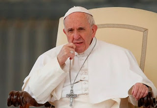 Pope Francis Calls On Tech Giants To Prevent Children From Accessing Porn Online So Easily