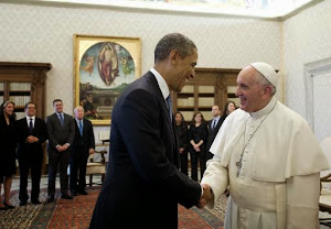 Contraception debate clouds Obama's Vatican visit