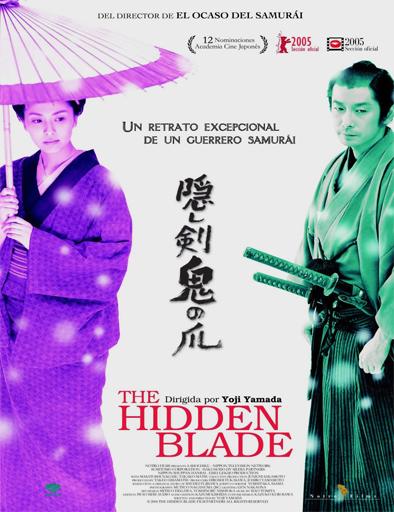 Ver The hidden blade: la espada oculta (2004) Online