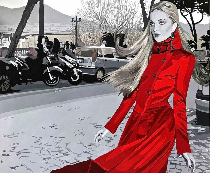 Привлекательные и красочные. Silvia Papas