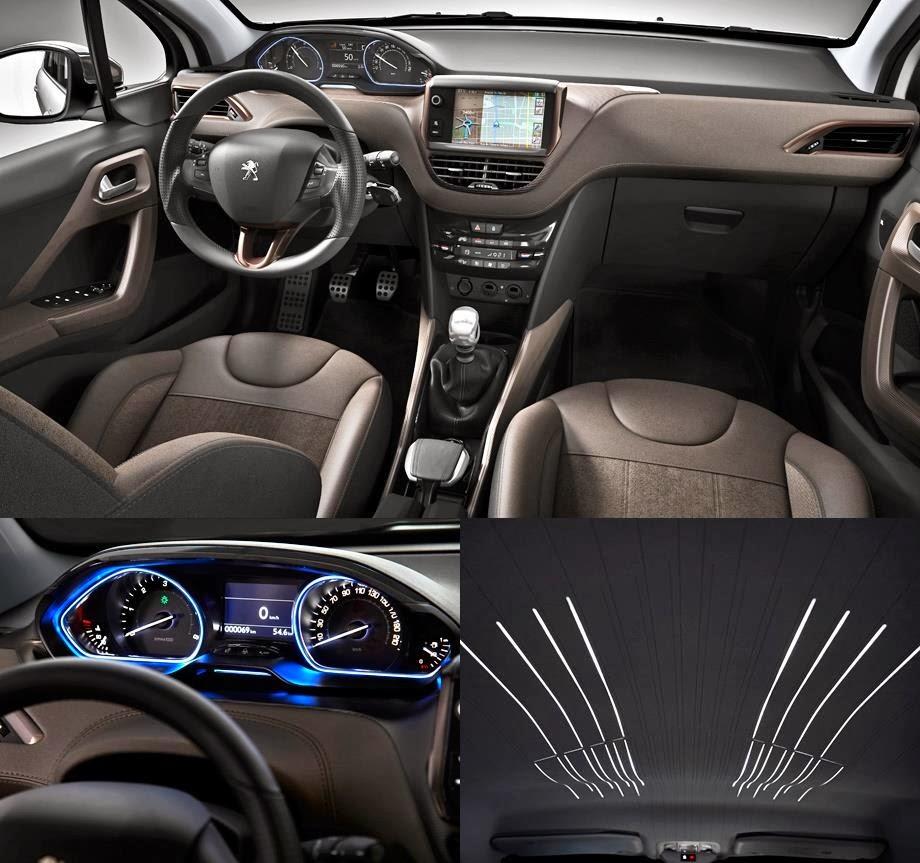 cockpit autom vel conte dos auto ensaio peugeot 2008 1 6 e hdi92 allure. Black Bedroom Furniture Sets. Home Design Ideas