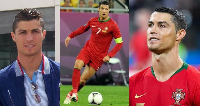 Fakta Cristiano Ronaldo yang Menginspirasi