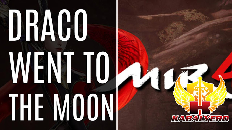 Mir4 Draco Went To The MOON (Gaming / Play To Earn / Crypto)