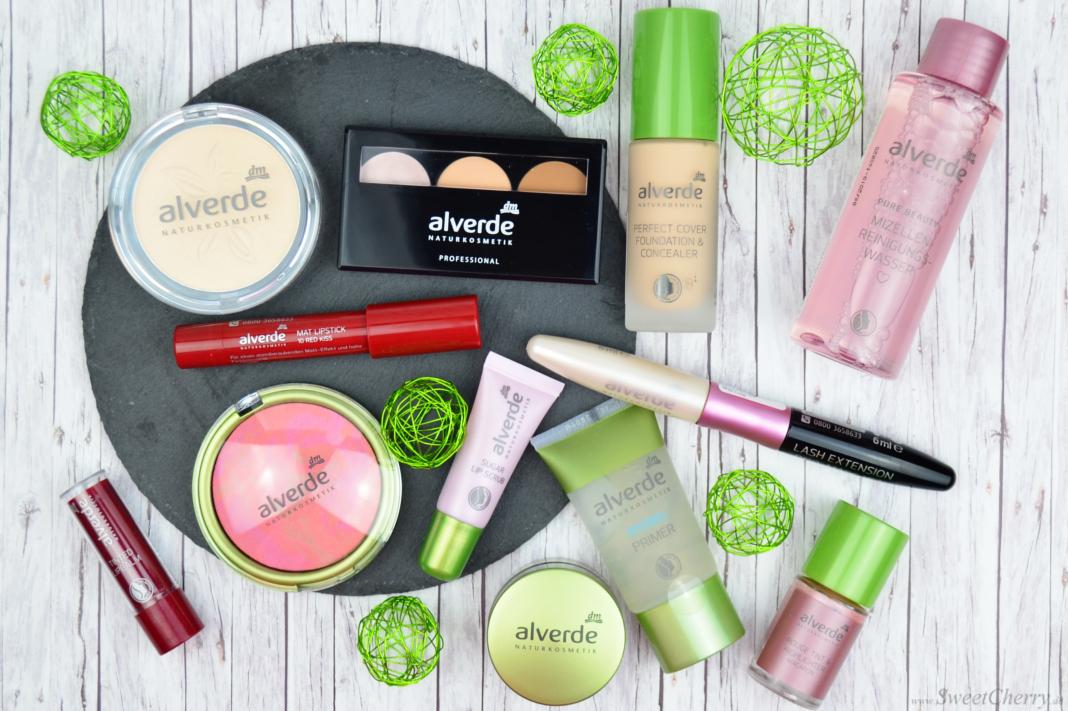 Die neuen alverde Produkte 2017