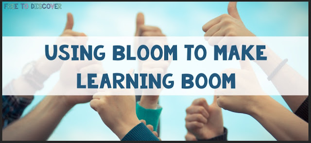 Using Bloom to Help Learning BOOM