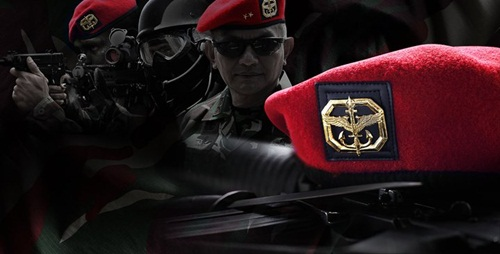 Kopassus dan Discovery Channel Military