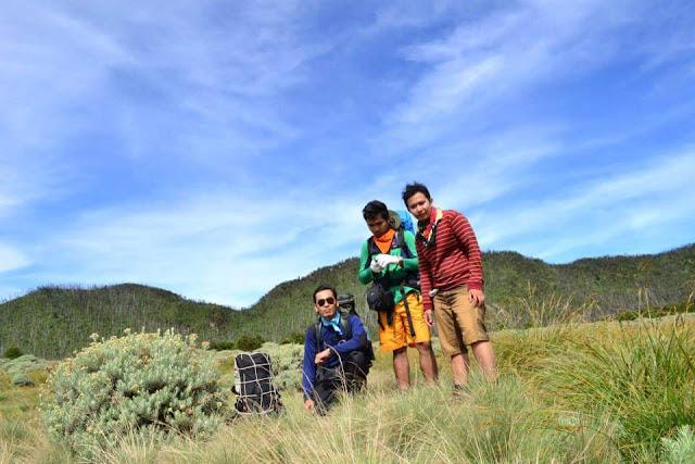Pendakian Gunung Papandayan