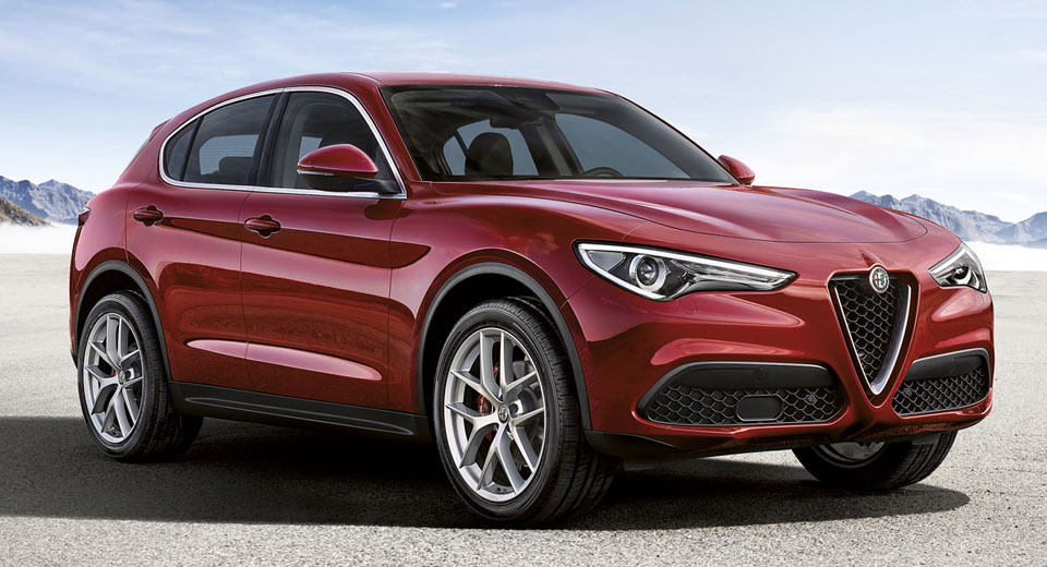 alfa romeo opens the order books for new stelvio first edition. Black Bedroom Furniture Sets. Home Design Ideas