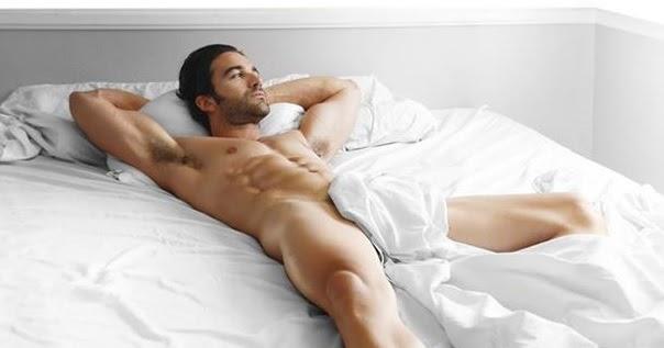 Beneficios de estar desnudo