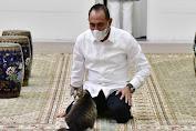 Gubernur Edy Rahmayadi, Kucing Young Er dan The Legend of Condor Heroes