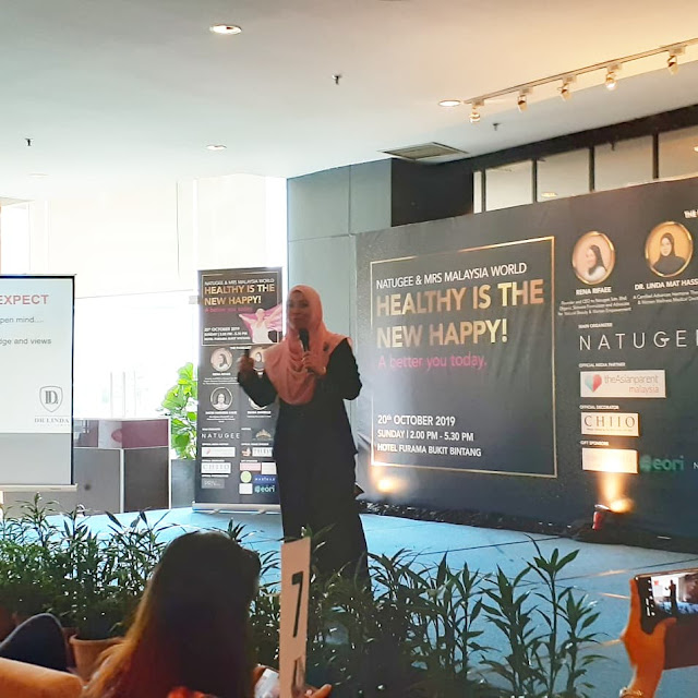 Natugee X Mrs World Malaysia 'Healthy Is The New Happy! A Better You Today,  Furama Bukit Bintang Hotel ,Waka-Waka Kuala Lumpur,  theAsian Parent Malaysia,  CHIIO, Bondahaven, Narinar, Lovera, Wirdora, Tun Teja, Eori, Natugee, Mrs World Malaysia,