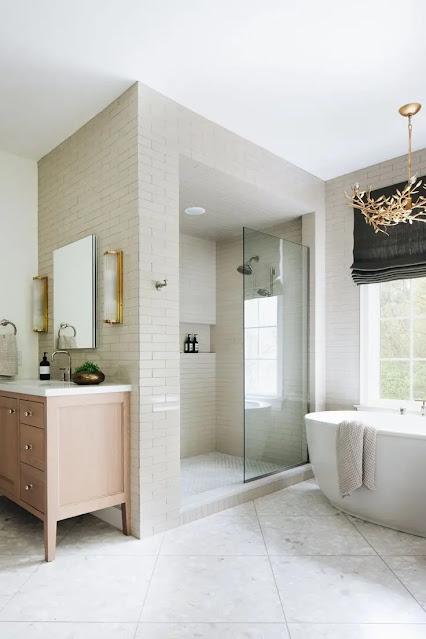 ديكور حمامات منازل صغيرة