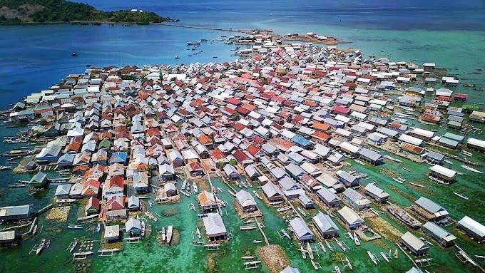 Pulau Bungin: Pulau Terpadat di Dunia dari Sumbawa