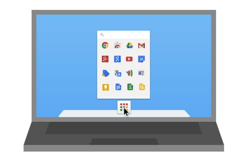 Google Chrome una plataforma de productividad.