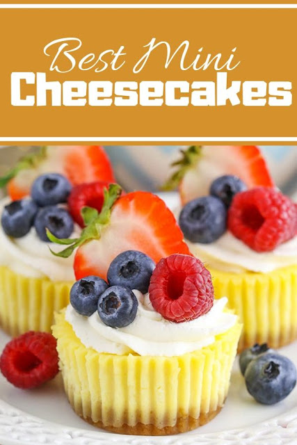Best Mini Chееѕесаkеѕ #Best #Mini #Chееѕесаkеѕ Dessert Recipes Easy, Dessert Recipes Healthy, Dessert Recipes For A Crowd, Dessert Recipes Peach, Dessert Recipes Simple, Dessert Recipes Best, Dessert Recipes Fall, Dessert Recipes Chocolate,