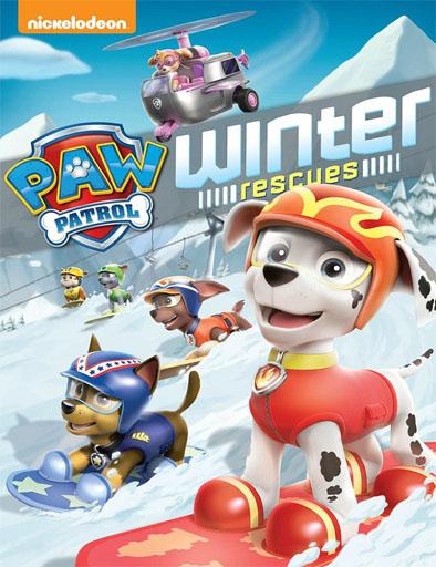 Ver La patrulla canina: Rescates invernales (2015) Online