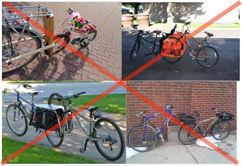 Other bike towing systems not as good
