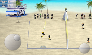 Stickman Volleyball v1.0.0 Android Game