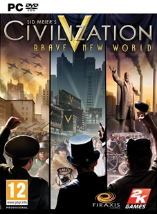 Sid Meiers Civilization V Brave New World - PC (Completo)