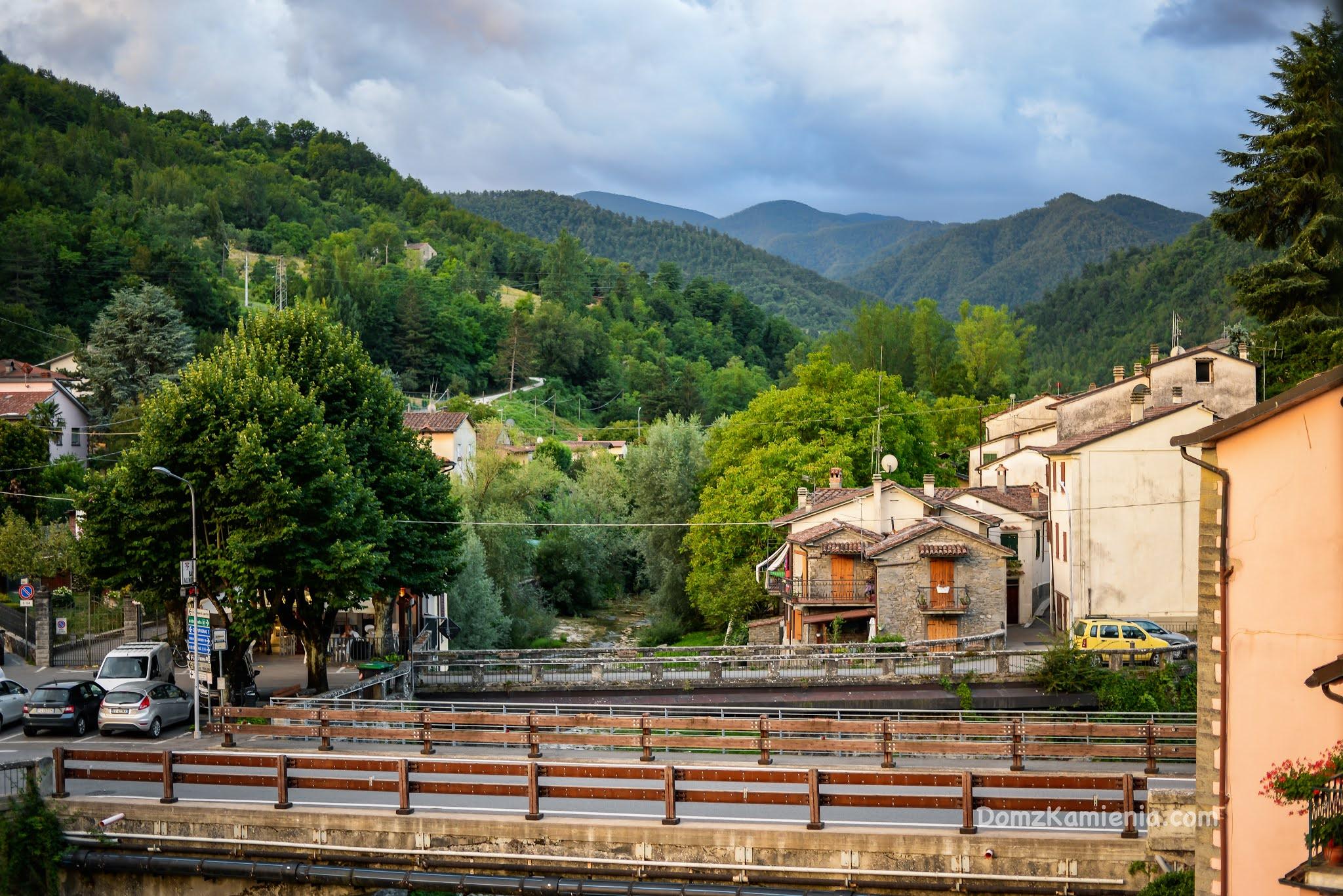 Biforco, nieznana Toskania Dom z Kamienia